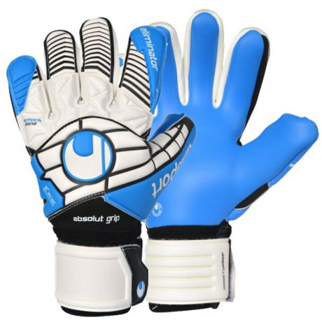 Uhlsport UHLSPORT ELIMINATOR ABSOLUTGRIP HN GOALKEEPER GLOVES