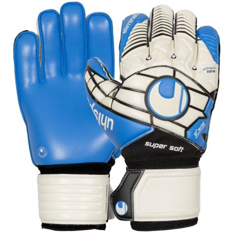 Uhlsport UHLSPORT ELIMINATOR SUPERSOFT GOALKEEPER GLOVES