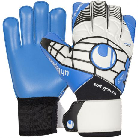 Uhlsport UHLSPORT ELIMINATOR SOFT PRO GOALKEEPER GLOVES