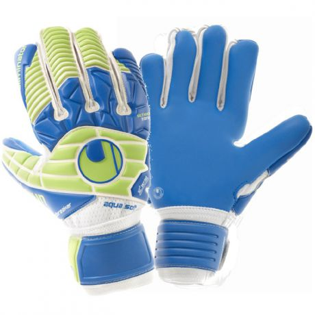 Uhlsport UHLSPORT ELIMINATOR AQUASOFT HN WINDBREAKER GOALKEEPER GLOVES