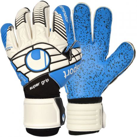 Uhlsport UHLSPORT ELIMINATOR SUPERGRIP 360 CUT GOALKEEPER GLOVES