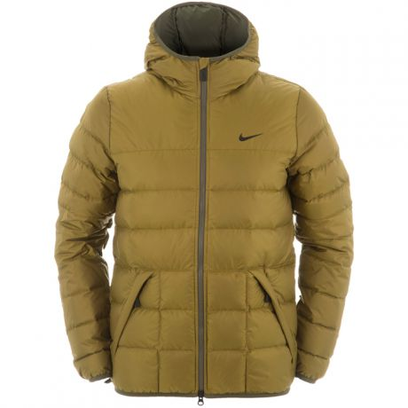 Nike NIKE ALLIANCE 550 DOWN HOODED LIGHT JACKET
