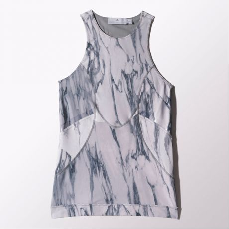 Adidas ADIDAS STELLA MCCARTNEY RUN PRINT TANK TOP