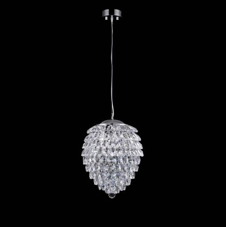 Подвесной светильник Crystal Lux Charme SP2+2 LED Cromo/Crystal