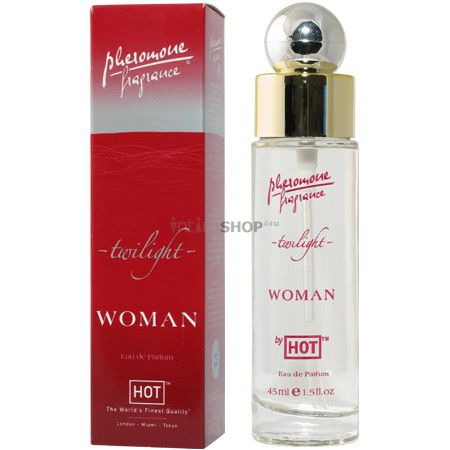 Женские Духи Hot Woman Pheromonparfum Twilight 45 ml