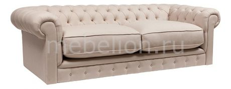 DG-Home The Pettite Kensington Upholstered Sofa DG-F-SF360