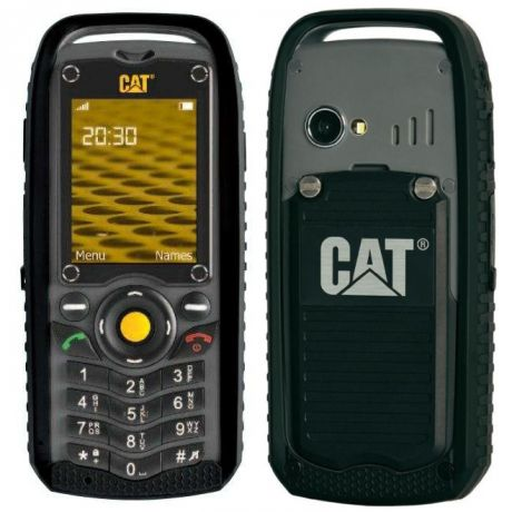 Caterpillar CAT B25 Black