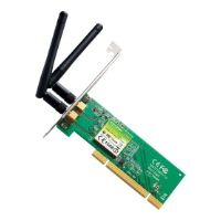 TP-LINK TL-WN851ND 802.11n Wireless LAN PCI Adapter