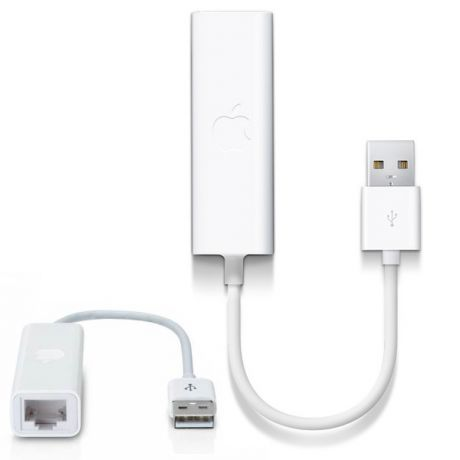 Адаптер сетевой Apple USB Ethernet Adapter MC704ZM/A