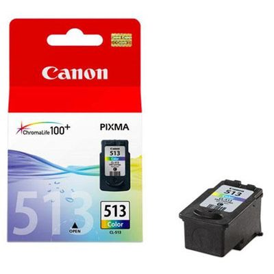 Canon CL-513 Color для Pixma MP240/MP260/MP480