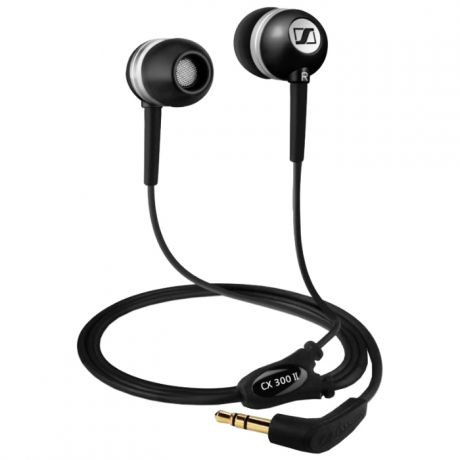 Наушники Sennheiser CX 300-II Precision Black