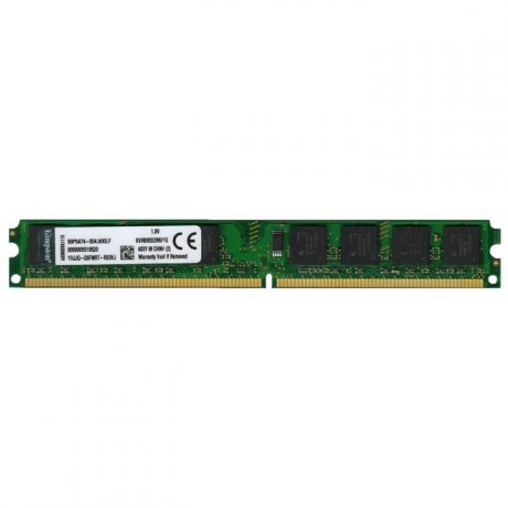 DIMM 1Gb DDR2 PC6400 800MHz Kingston (KVR800D2N6/1G)