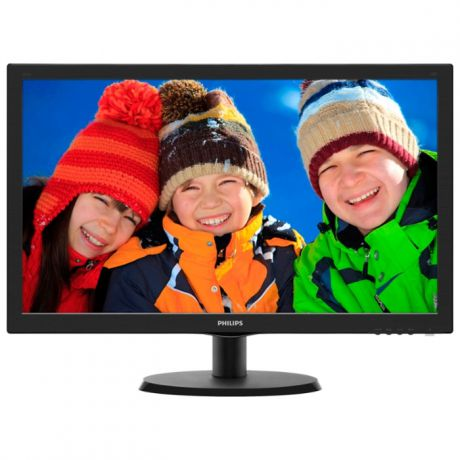 "Монитор 22"" Philips 223V5LSB2 TN LED 1920x1080 5ms VGA"