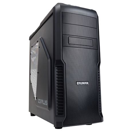 ATX Miditower Zalman Z3 Plus Black