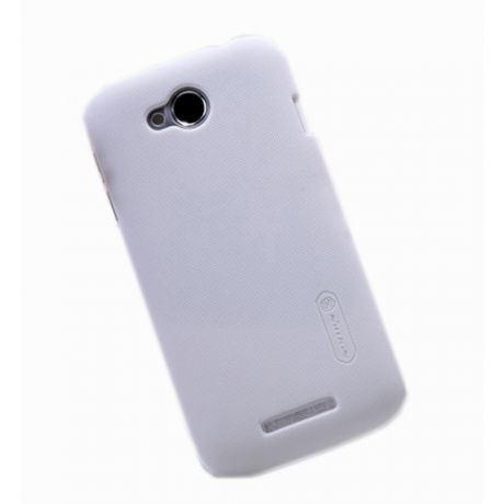 Чехол для Lenovo ideaphone A706 Nillkin Super Frosted Shield T-N-LA706-002 белый