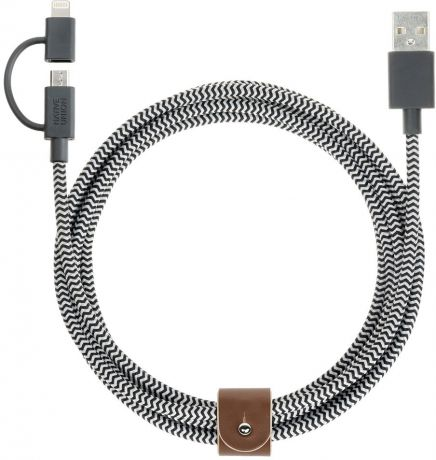 Belt Cable Twin Head