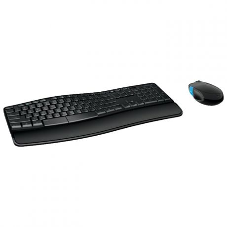 Клавиатура+мышь Microsoft Wireless Desktop Sculpt Comfort L3V-00017