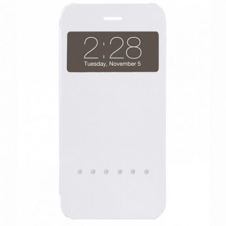 Чехол для iPhone 6 Plus/ iPhone 6s Plus Ozaki O!coat Hel-ooo White