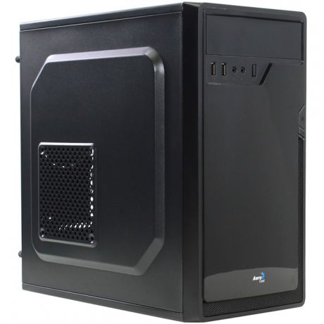 MicroATX Minitower AeroCool Cs-100 Advance Black