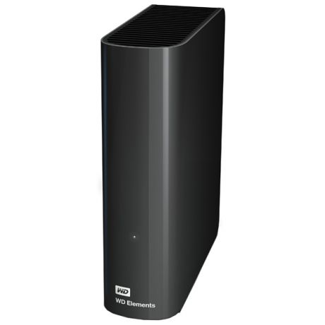 "3.5"" 3000Gb WD Elements Desktop WDBWLG0030HBK-EESN USB3.0 Черный"