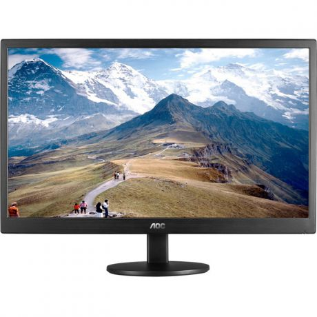 "Монитор 22"" AOC E2270swn TN LED 1920x1080 5ms VGA"