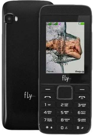 Fly FF241 Black