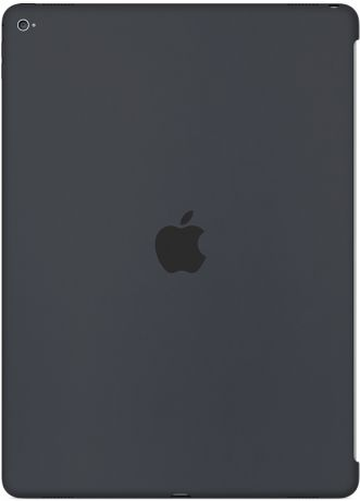 "Apple (MK0D2ZM/A) iPad Pro 12.9"" Case силиконовый Dark Gray"