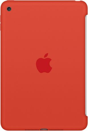 Apple (MLD42ZM/A) iPad mini 4 Case силиконовый Orange