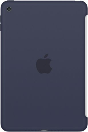 Apple (MKLM2ZM/A) iPad mini 4 Case силиконовый Navy