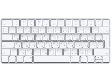 Apple (MLA22RU/A) Magic Keyboard White Bluetooth