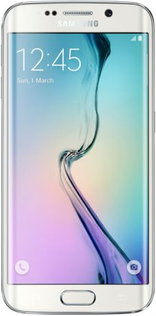 Samsung Galaxy S6 Edge SM-G925F 64Gb LTE White