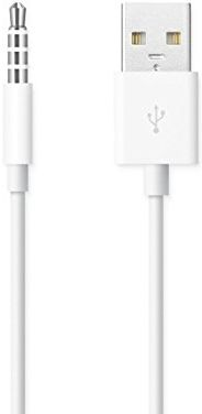 Apple (MC003ZM/A) Mp3 iPod shuffle USB Cable White