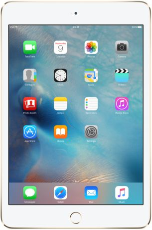 Apple iPad mini 4 Wi-Fi + Cellular 128GB Gold MK782RU/A