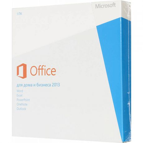 Microsoft Office Home and Business 2016 32-bit/x64 Russian Russia Only DVD (T5D-02292)