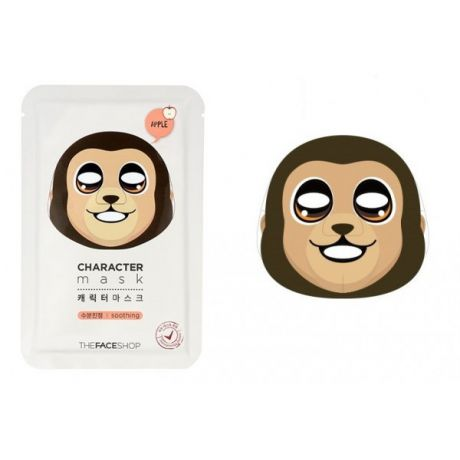 The FaceShop Маска для лица Персонаж Обезьянка