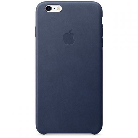 Чехол для Apple iPhone 6 Plus/ iPhone 6s Plus Leather Case Midnight Blue