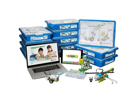 Комплект для класса Lego Education Wedo 2.0