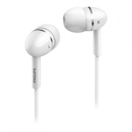 Гарнитура Philips SHE1450WT/51 White