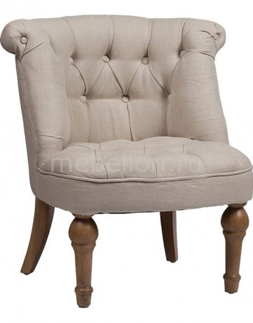 DG-Home Sophie Tufted Slipper Chair DG-F-ACH408